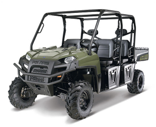 quad polaris 4 posti